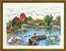 Show product page for: Village pond 2