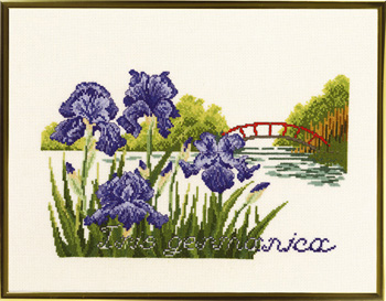 Bridge/flowers